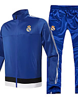 Men's Long Sleeve Soccer Clothing Sets/Suits Breathable Football