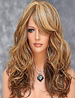 Fashion Natural Golden Waves of High Quality Synthetic Hair