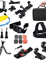 18-in-1 Gopro Accessories Kit For Gopro Hero 3 3+ with Large Bag