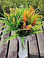 Plastic Plants Artificial Flowers