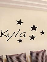 Still Life / Fashion Wall Stickers Plane Wall Stickers , PVC 120cm*55cm