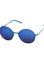 mensen / vrouwen / Uniseks 's 100% UV400 Rond Zonnebrillen