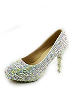 Women's Shoes Symphony Crystals Pumps/Heels Wedding/Party & Evening/Dress Multi-color