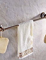 Neoclassical Rose Gold Wall Mounted Towel Bars