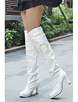 Women's Shoes Stiletto  Heel Round Toe Over The Knee  Boots More Colors available
