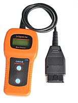 Memoscan U380 Automotive CAN BUS OBDII OBD2 Self Diagnose Code Reader for VW and Audi