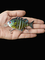 New 4 Inches 15Grams Floating Bluegill Swimbait Crankbait  Fishing Lure