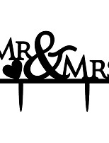 The Mr and Mrs Cake Topper-5