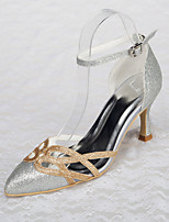 Women's Shoes Glitter Stiletto Heel / Fashion Boots / Pointed Toe Heels Wedding / Office & Career / Party & Evening