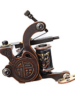 fttattoo® cnc precisa latón talla máquina de tatuaje de línea arma de sombreado de la selección de U