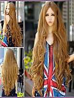 Synthetic Women Wig Europen Style Heat Resistant Hair Wigs