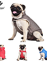 URBAN PAWS™ Jacket Pets Winter Coat with Feather Lining Design for Dogs and Cats(Assorted Colors and Sizes)