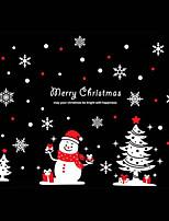 Navidad / De moda / Día Festivo Pegatinas de pared Calcomanías de Aviones para Pared , PVC 100cm*72cm