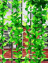 Silk / Plastic / Rattan Plants Artificial Flowers