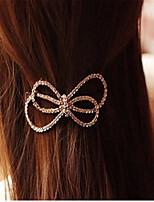 Princess han edition lovely bowknot hairpin