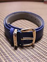 Ms Joker's Fashionable Recreational Pin Buckle Belts