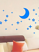 Still Life / Fashion Wall Stickers Plane Wall Stickers , PVC 35cm*40cm