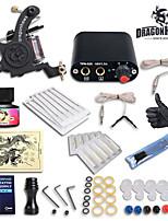 Starter Tattoo kit 1 Tattoo Machine Power Supply