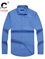 Shirts Classic (Semi-Spread) Long Sleeve Cotton / Polyester multicolor