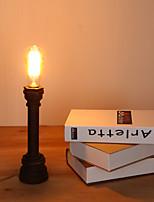 Lampes de bureau - Moderne/Contemporain / Traditionnel/Classique / Rustique/Campagnard - Métal - LED