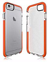 Para Funda iPhone 6 / Funda iPhone 6 Plus Antigolpes Funda Cubierta Trasera Funda Armadura Suave TPU iPhone 6s Plus/6 Plus / iPhone 6s/6