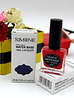 1pcs Nontoxic Nail Polish Brand Stamping Peelable Nail Gel Polish 12ml