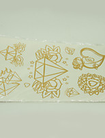 10/PCS Hot Sale Color-Changing Tattoo Handsome Multi-Style Temporary Tattoo For Fashion WST-208
