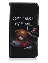 Für Samsung Galaxy Note Geldbeutel / Kreditkartenfächer / mit Halterung / Flipbare Hülle Hülle Handyhülle für das ganze Handy Hülle