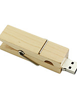 Lovely Wood Model USB 2.0 Memory Flash Drive Pen DriveU Disk Thumb Drive 32GB