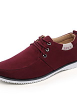 Men's Shoes Casual Oxfords Black / Blue / Red