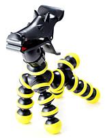 nuovo design mini treppiedi polipo per il telefono / fotocamera digitale / piccola forma GoPro cavallo (colori assortiti)