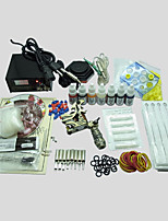 BaseKey Beginner Tattoo Kits K110 1 Gun Machine With Power Supply