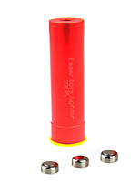 20GA Copper Cartridge Red Laser Boresighter Bore Sighter for Hunting Sight