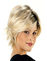 Women  Lady Syntheic  Wave  Wig New Arrival   To European