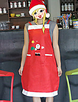 Santa Apron for Christmas Party Home Decoration