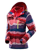 Women's Tops / Jacket / Ski/Snowboard Jackets / 3-in-1 Jackets Camping & Hiking / Hunting / Fishing / Leisure Sports / Cross-Country