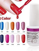 1PCS 9ml UV Color Gel Phototherapy Glue Nail Polish 97#-108#