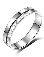 Japan And Korea Style 925 Sterling Silver Ring For Couples