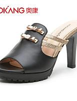 Aokang® Women's Leatherette Sandals - 132811299