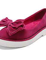 Women's Shoes Suede Platform Comfort / Round Toe / Closed Toe Loafers Dress / Casual More Colors Available