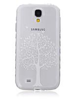 Para Funda Samsung Galaxy Transparente / Diseños Funda Cubierta Trasera Funda Árbol TPU SamsungS6 edge plus / S6 edge / S6 / S5 Mini / S5