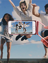360 degrés tourner cas de téléphone mobile de métal avec la fonction retardateur bluetooth pour iPhone 6 / 6s