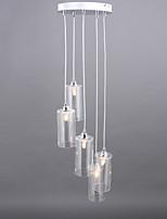 Creative light Glass LED Simple Modern Restaurant lamp