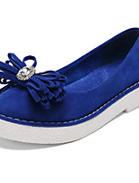 Women's Shoes Suede Platform Creepers / Round Toe / Closed Toe Loafers Dress / Casual More Colors Available