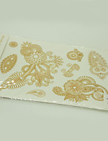 10/PCS Hot Sale Color-Changing Tattoo Handsome Multi-Style Temporary Tattoo For Fashion WST-210