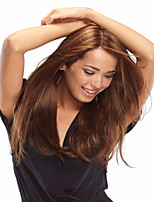 European Lady Women Wig Syntheic Wave Wigs Extensions Beautiful Color Is Brown