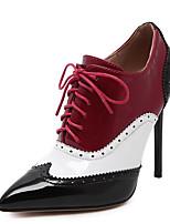 Scarpe Donna - Stivali - Casual - Stivali - A stiletto - Finta pelle - Multicolore