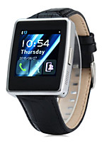 DW6 MTK2502 Bluetooth 4.0 Smart Watch for Android iOS Phone