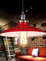 American Industrial Cafe Bars Attic LOFT Style Study RH UFO Droplight