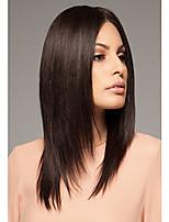 Capless High Quality Pretty Medium Straight  Hair Wig